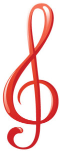 red-glossy-treble-clef-web